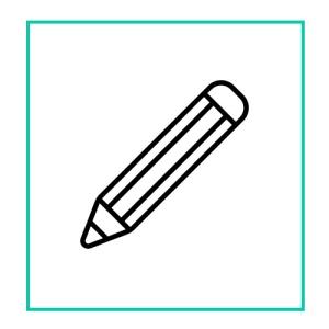 Le Monde d'Auore - icones écriture