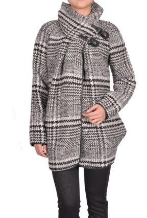 MyCollection - Manteau à grand col
